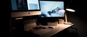eLearning when monitors watch back