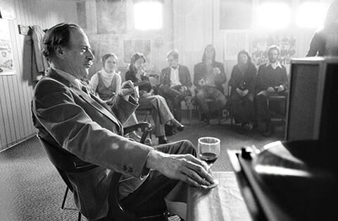 McLuhan Teaching