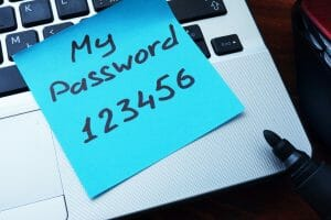 Easy-to-guess passwords are magnets for cyber security threats