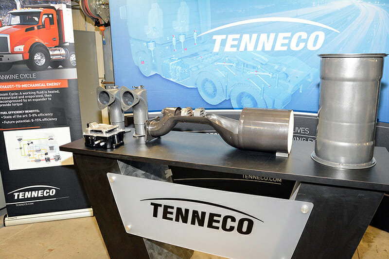 Tenneco And Axalta Tinker With Automotive Elearning