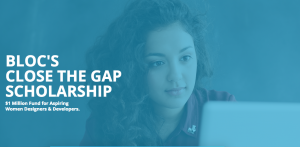 Bloc Close the Gap Scholarship