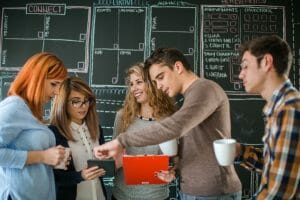 Millennials, e-learning and gamification