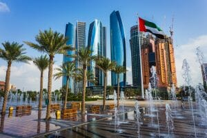 Ambitious elearning project in UAE