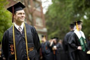 Oregon State University grad 2011
