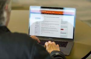 online learning efficacy database
