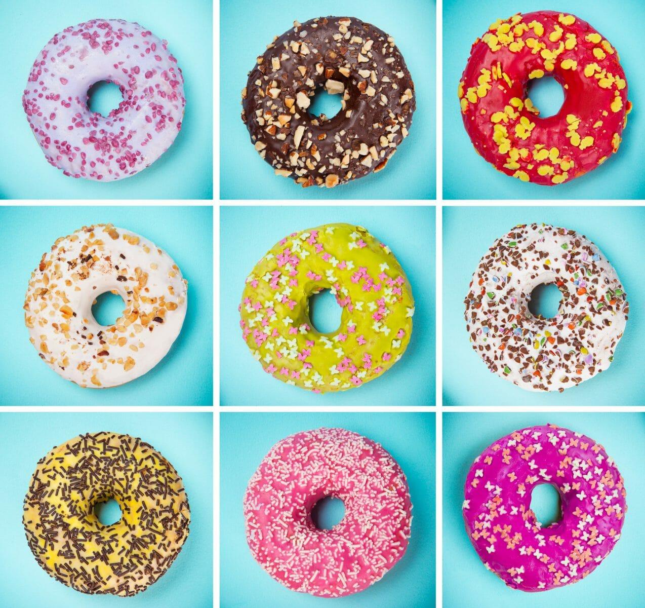 donuts as a metaphor for Woz U