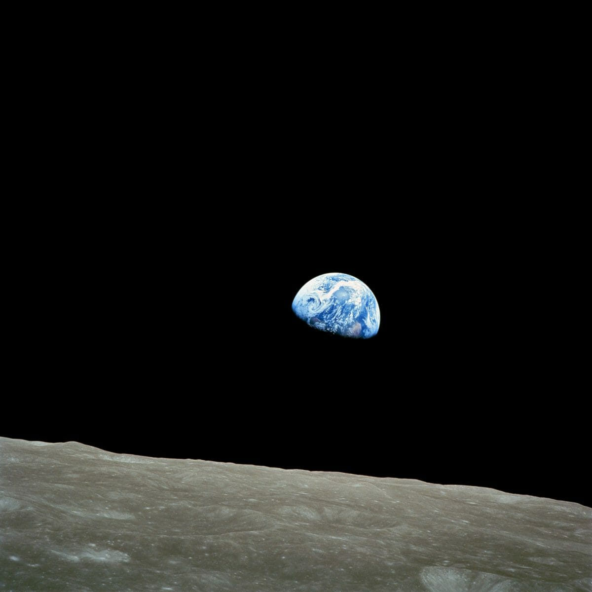 Earth Rise Space Law