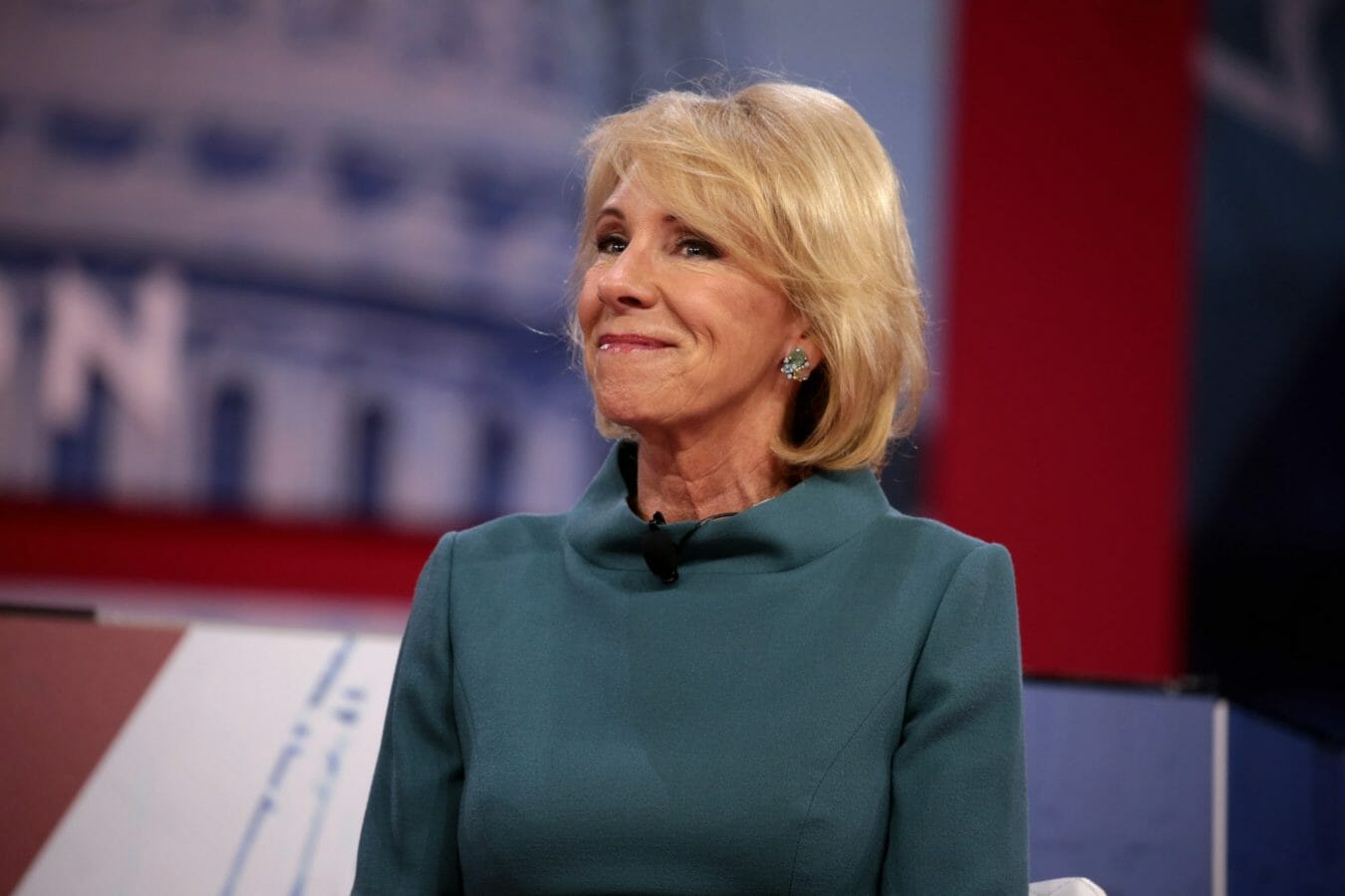 Betsy Devos' department recently renewed ACICS recognition for another year.