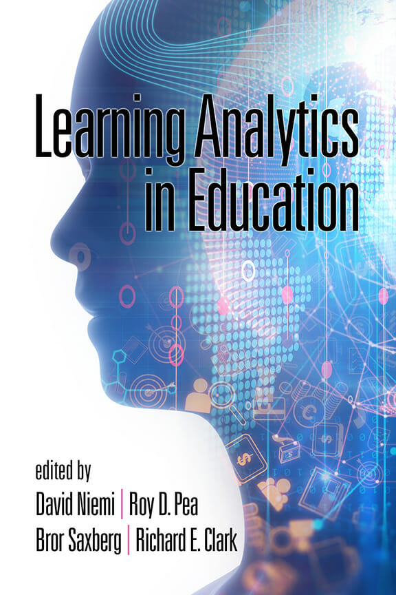 cover of Learning Analytics in Education
