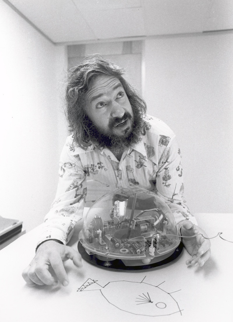 Seymour Papert, Logo Turtles, and the Origin of Educational Robots | eLearningInside News