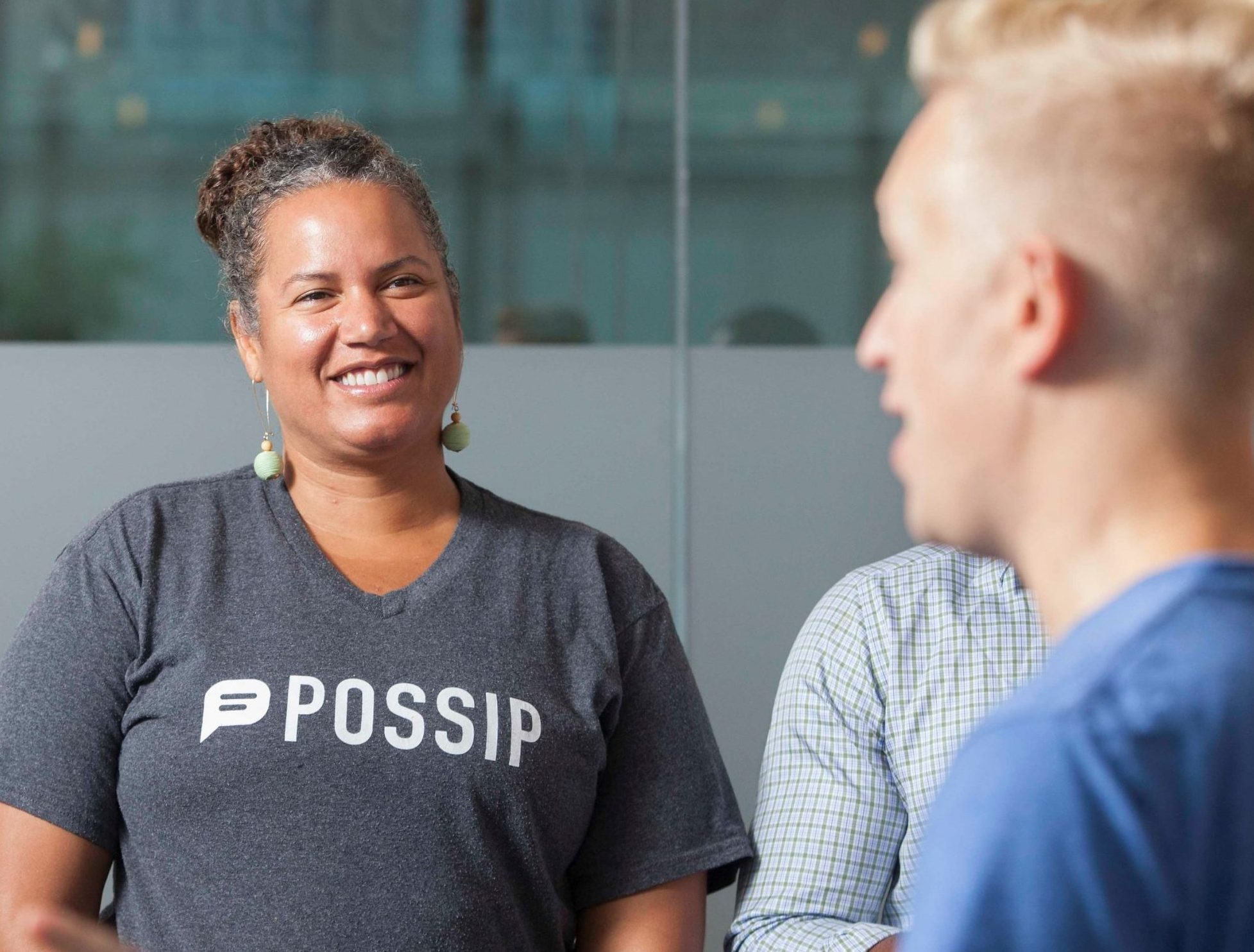 Possip founder and CEO Shani Dowell.