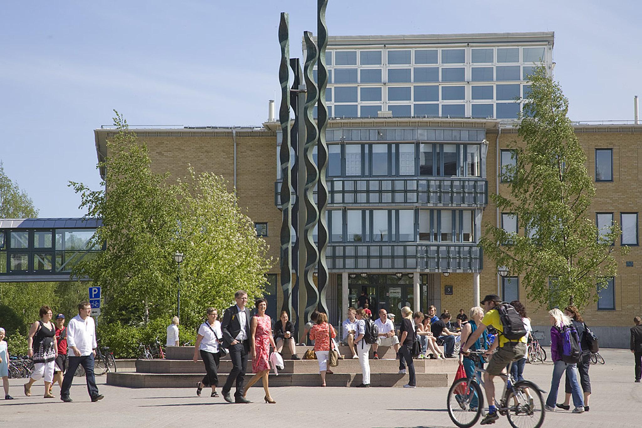 Umea University Campus