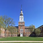 Baker-Berry Library at Dartmouth College.