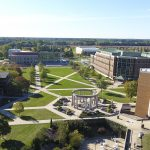 The University of Illinois Springfield campus.